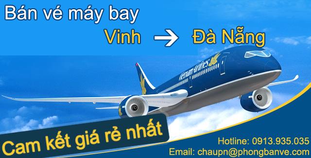 Vé máy bay Vinh Đà Nẵng01